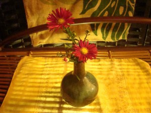今日の生花